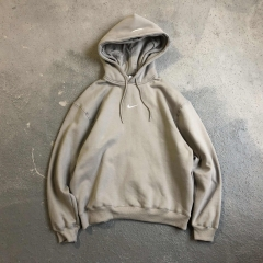 Nike X Fear of God Double hat Hoodie  奈奈双帽联名帽衫